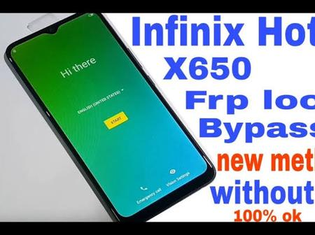 How to Remove FRP Infinix Hot 8/Hot 8 Lite