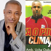 Imo State Comedian and Politician, Uche Ogbuagu, Has Been Impeached [Photos]