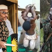 Today's Headlines: Soldier Tortures Boy To Death For Plucking Mangoes, 101 B/Haram Suspects Sue FG
