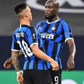 Is Lukaku and Lautaro Martinez strike partnership the best in Europe top five Leagues this season?