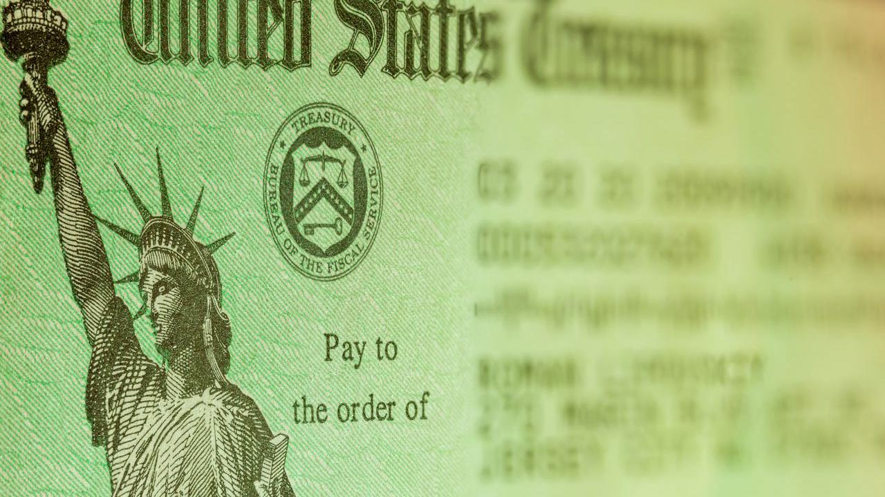 Some Americans wake up to stimulus checks Wednesday morning