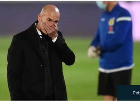 'I don't have an explanation' - Zidane at a loss after Real Madrid were stunned at home by Alaves