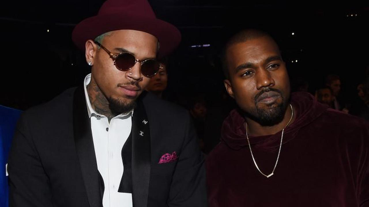 Kanye West removes Chris Brown's vocals from 'DONDA'
