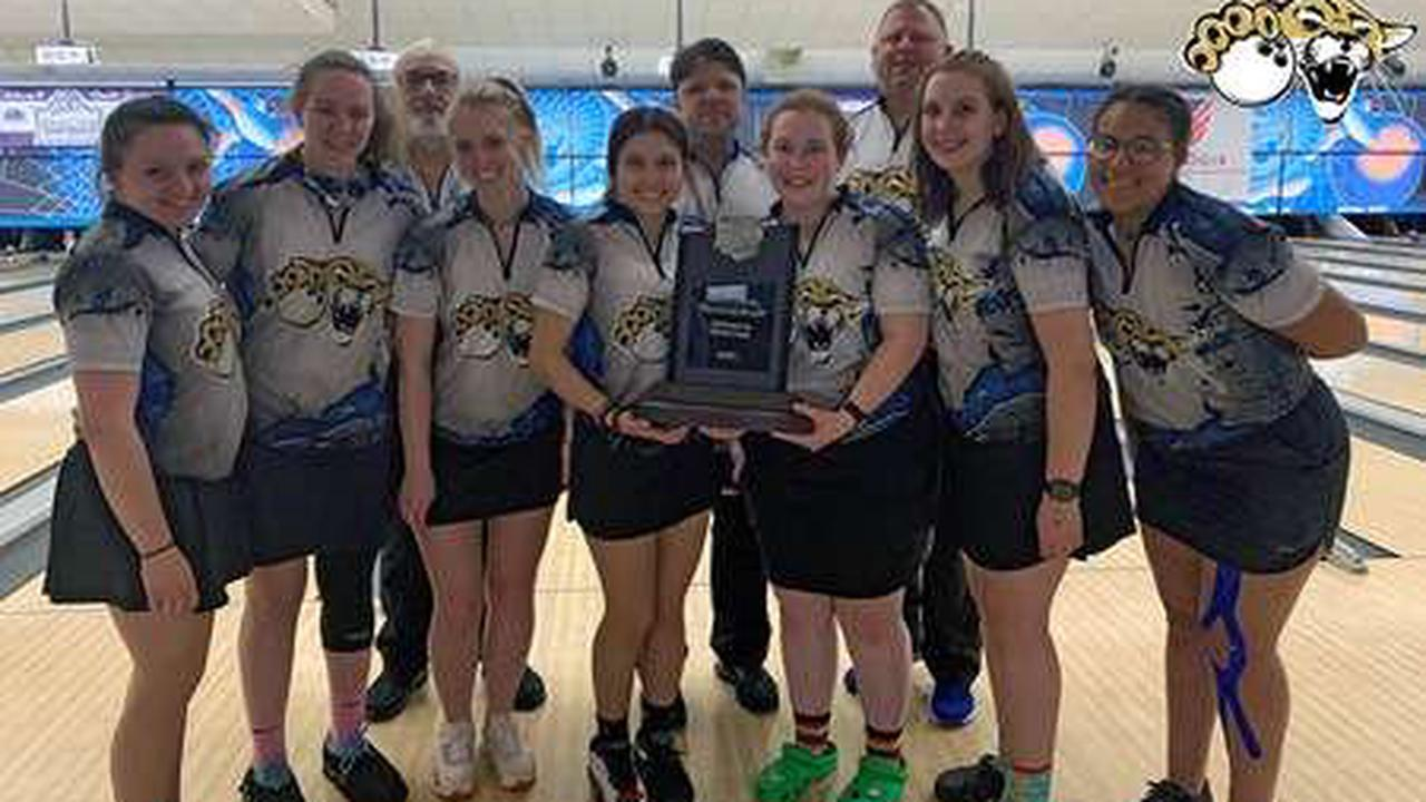 Barton women's bowling claims second straight national runner-up