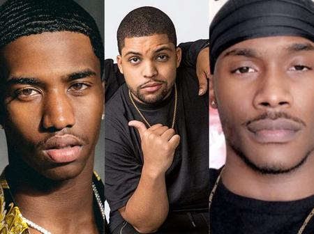Checkout 6 Popular Black Male Celebrities And Their Look Alike Sons