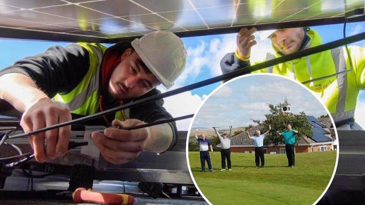 Community energy rooftop solar co-op is largest in UK