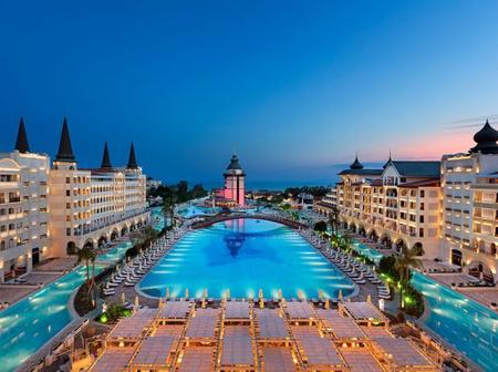 Top 5 Most Luxurious Hotels In The World