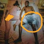 Check Out What This Man Did On The Bed That Got People Talking on Facebook