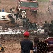 Sad! Seven People Reported Dead As A Result Of Jet Crash