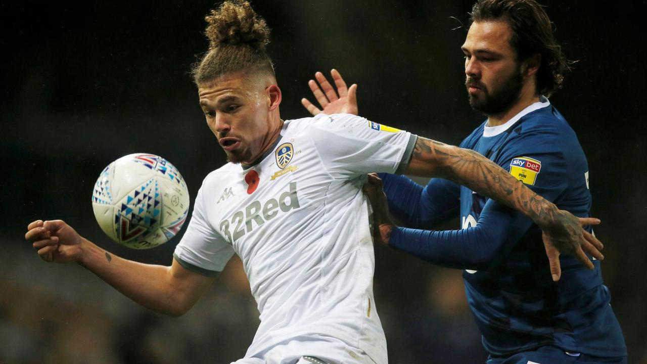 West Brom and Preston plaudits arrive for Leeds' Kalvin Phillips as England Euro 2020 journey continues