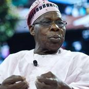 Bad Belle Stopped Abiola From Becoming President - Obasanjo Breaks Silence.
