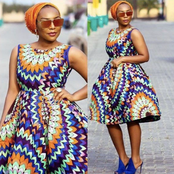 Mothers, Checkout These 25 Ankara Styles For This Month of March