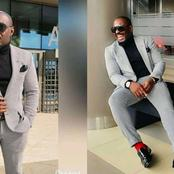 Nollywood Super Star, Jim Iyke Shares Photos From His Trip To Kigali, Rwanda With His Team