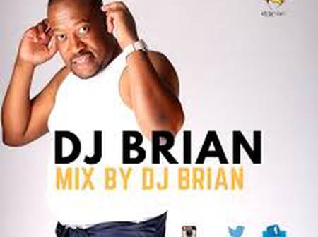 Dj Brian Radio Personality Leaves Fans Off Gut With His Photos