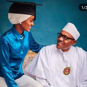 Meet President Buhari daughter, Hannah Buhari who is a learned photographer.(photos)