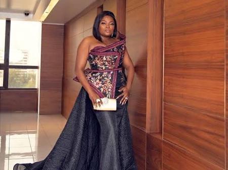 Funke Akindele Is A Fashionista ! See Her Beautiful Fashion Styles