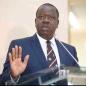 Matiangi Has Issued a Directive to Arrest Men Who Impregnated School Girls in Covid 19 Lockdowns
