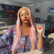 Ajura, others reacted after DJ Cuppy shared adorable photo on Instagram