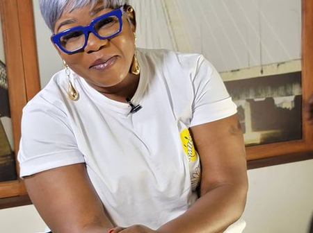 Popular Actress Who Lost Her Daughter Some Months Ago Looks Beautiful In Today's Photo