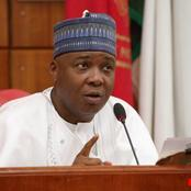 See What Bukola Saraki Said Hours After 43 Farmers Were Slaughtered By Boko Haram (Details)