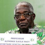 Recap actu du 15 janvier/ Djédjé Mady part, Alain Toussaint au RHDP, Soro parle, la Fif éliminée