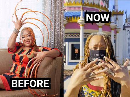 Woman With The Longest Nails In The World Cuts It After 30 Years