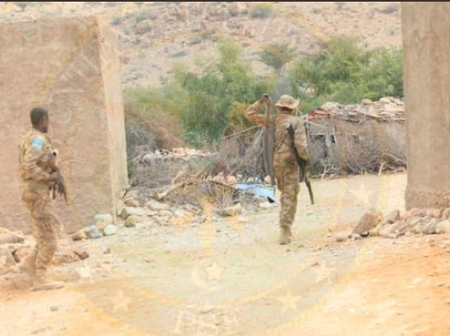 Major Blow For Terrorists In Somalia After Government Forces Killed Dozens Hiding In The Mountains