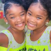 6 years after they were crowned the most beautiful twins, See how big they have grown.