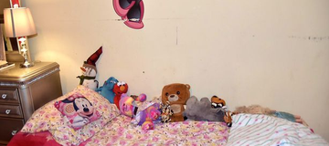 Checkout The Disturbing Discovery Made By Police in Little Girl's Bedroom