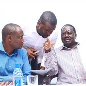 An ODM MP Leaks What Uhuru's Civil Servants Have Been Doing To Raila That Has Angered Them