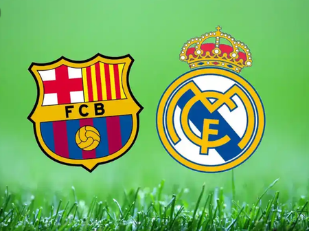 The Classic Match: How Barcelona could line up against Real Madrid.