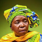 Not Again| Dlamini Zuma Drops A Bombshell on South Africa About The Lockdown