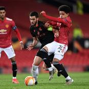 Find out Manchester United's next opponents in the Europa League