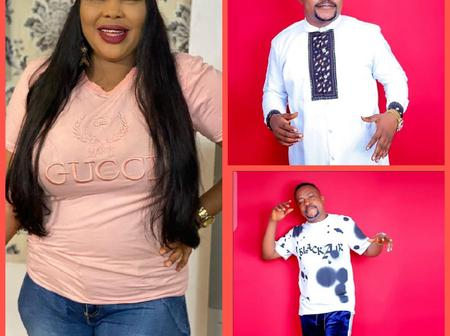 Omowunmi Ajiboye Shares Emotional Message And Lovely Photos As She Celebrates Her Husband's Birthday