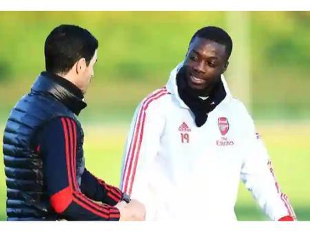 Nicolas Pepe, Mikel Arteta's biggest challenge at Arsenal?