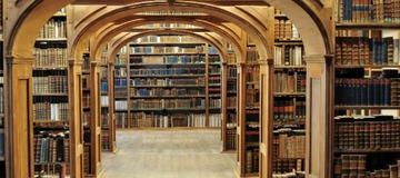 Things we never knew about libraries
