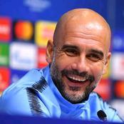 Pep Gurdiola Has Revealed The Best Club In Europe