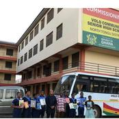 Mahama's Community Day SHS Tops WASSCE Performance In North Tongu District -V/R.