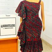 Get chic with these latest Ankara gowns styles