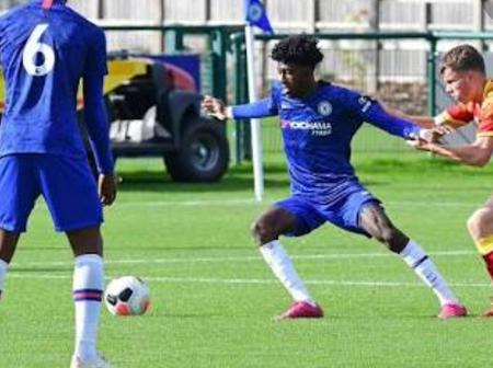 Nigerian star completes move from Chelsea to Fulham FC