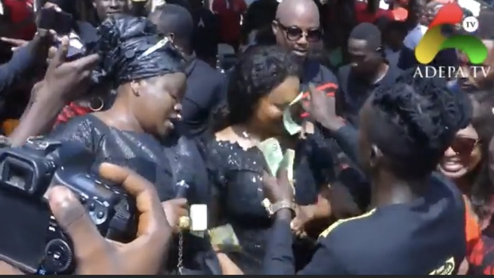 a9c5354b54203ce676ee4f59d503baa0?quality=uhq&resize=720 - (Photos) Exclusive Photos Of How Kumawood Stars Reunited Once Again To Mourn With Their Producer
