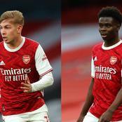 Good News To Arsenal Ahead Of The Return Leg