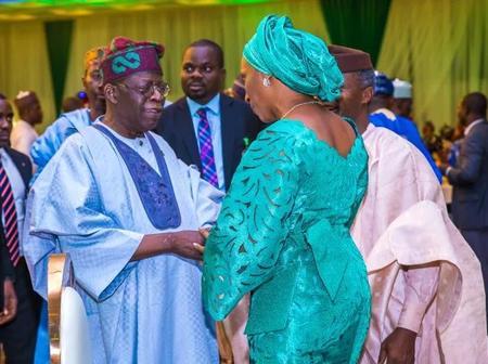 Reactions As Tinubu Called Dolapo Osinbajo