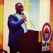 """""""Signs Of A Person In Captivity Or Bondage, And The Solution"""", By Dr D. K. Olukoya Of MFM"""