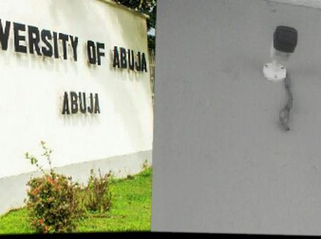 University of Abuja installs CCTV camera in the boys' hostels. What are they planning to see?