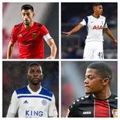After Aubameyang, Yazici And Dzeko Scored, See The UEFA EUROPA League Top Scorers Chart