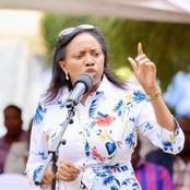 Senator Susan Kihika's Letter to Inspector General of Police Sets Internet Ablaze
