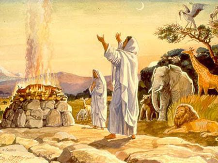 Ask the Lord to rekindle the fire on your altar of prayer