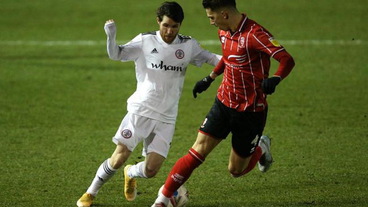 Accrington forward hails side's character in League One play-off race