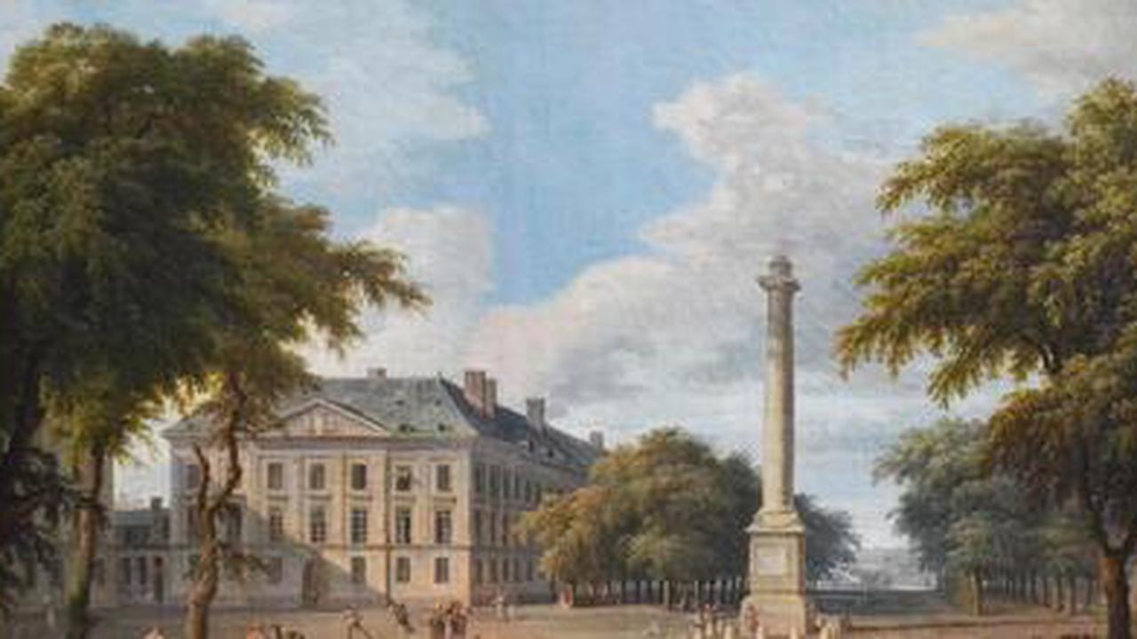 Nantes. La «place de la Liberté», alias « Louis XVI», alias Foch, aux enchères